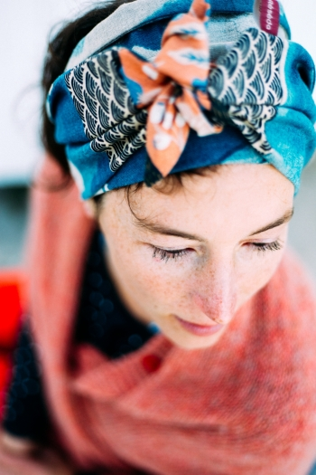 la grande reseda foulards accessoires cheveux salon createurs nantes