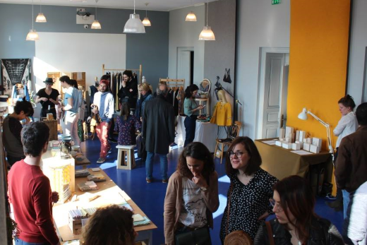 salon createurs  printemps 2019 nantes La Rosière echappees belles made in france